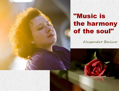 music is the harmony of the soul